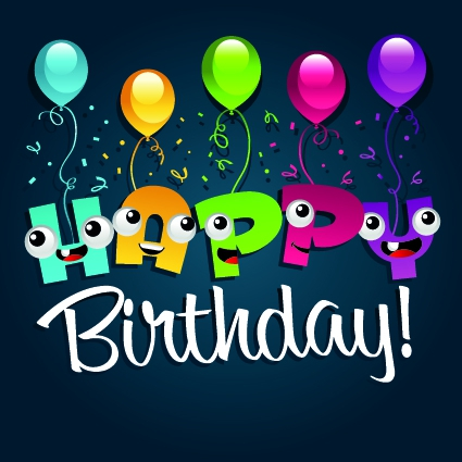 happy_birthday_balloons_of_greeting_card_vector_529865